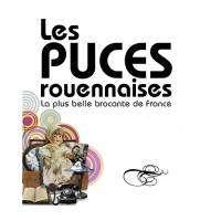 logo Les Puces Rouennaises