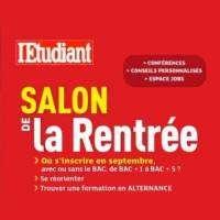 logo Salon de La Rentrée - Paris
