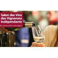 logo Salon des Vins des Vignerons Indépendants - Reims