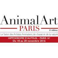logo Salon des Artistes Animaliers - Paris