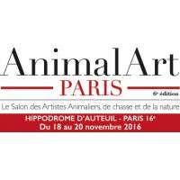 logo Salon des Artistes Animaliers - Paris