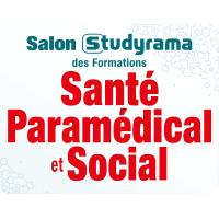 logo Salon Studyrama des Formations Santé, Paramédical & Social - Paris