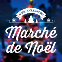 logo Marché de Noël - Clermont-ferrand