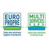 logo Europropre + Multi services Expo