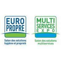 logo Europropre + Multi services Expo