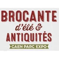 logo Antiquités & brocante d'été - Caen