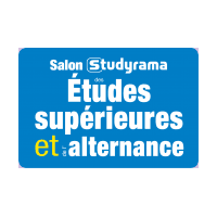 logo Salon Studyrama Sup'alternance - Paris