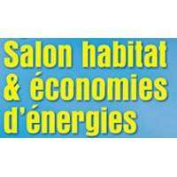 logo Salon Habitat &  Économies d'énergies - Montbéliard - Belfort