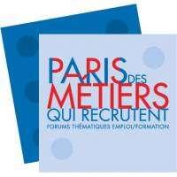 logo Forum Paris des Metiers Qui Recrutent
