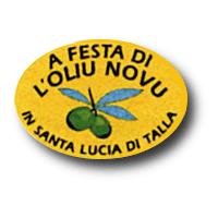 logo A Festa Di L'oliu Novu