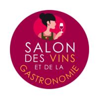 logo Salon des Vins & Gastronomie - St Malo