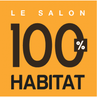 logo 100 % habitat