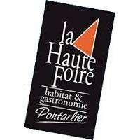 logo Haute Foire Habitat et Gastronomie de Pontarlier