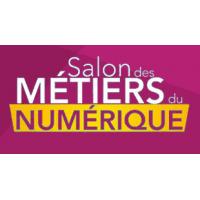 logo Salon des Métiers du Numérique - Lille