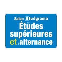 logo Salon Studyrama Sup'alternance - Montpellier