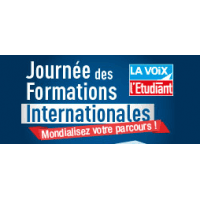logo Journée des Formations Internationales - Lille