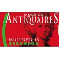 logo Salon des Antiquaires - Besançon
