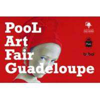 logo Pool Art Fair - Guadeloupe