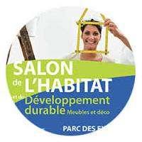 logo Salon de l'habitat et du développement durable - Dijon