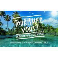 logo Tourismez-vous - Salon du Voyage