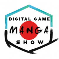 logo Digital Game Manga Show