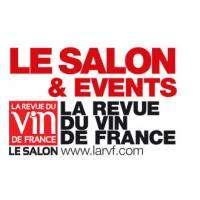 logo Le Salon de la Revue du Vin de France