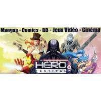 logo Hero Festival - Grenoble