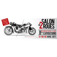 logo Salon du 2 Roues -Bordeaux
