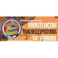 logo Forum International de la Carpe et du Silure
