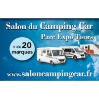 logo Salon du Camping-car - Tours