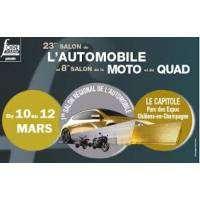 logo Salon de l'Automobile - Chalons en Champagne