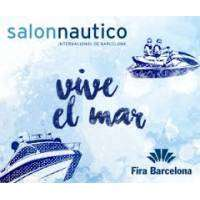logo Salon Nautico internacionalde  Barcelone