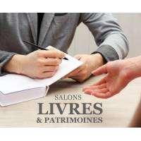 logo Salon Livres & Patrimoines