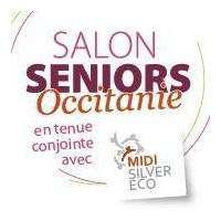 logo Salon Seniors Occitanie
