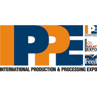 logo Ippe International production & processing Expo