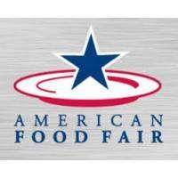 logo American Food fair