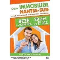 logo Salon Immobilier- Nantes Sud