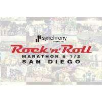 logo Rock 'n' Roll -San Diego