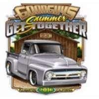 logo Goodguys Summer Get-together Pleasanton