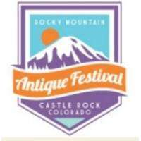 logo Rocky Mountain Antique Festival Castle Rock