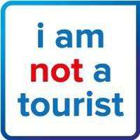 I am not a tourist! cover