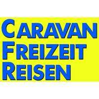 logo CFR - Caravan freizeit reisen