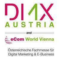 logo DMX Austria + eCom World
