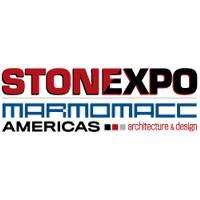 logo Stonexpo - Marmomacc Americas
