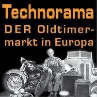 logo Technorama Kassel - Oldtimermesse