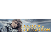 logo Leather & Fur fashion