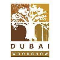 logo Dubai Wood Show