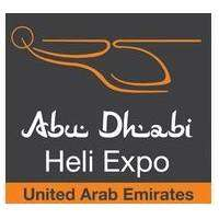 logo Abu Dhabi Heli Expo