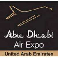 logo Abu Dhabi Air Expo