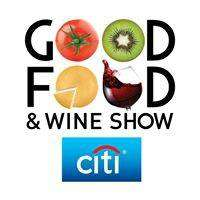 logo Good Food & Wine Show